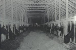 Pickering Barn Interior