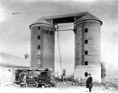 Pickering Farm Silos