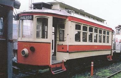 Issaquah Valley Trolley 2000