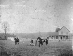 The Anderson Farm, circa 1895.